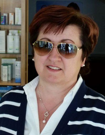 Brigitte Wieland Ray Ban